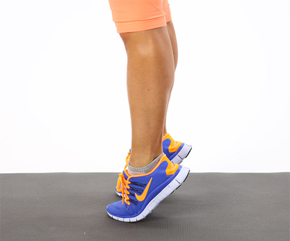 Tone-Your-Calves-Exercising-On-Tip-Toes