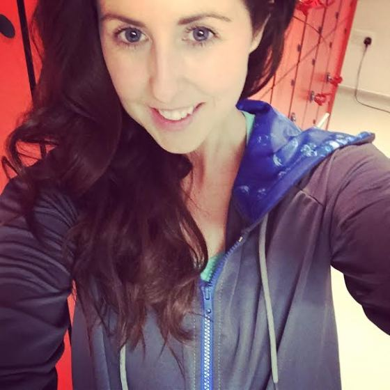 Healthy Selfie after teaching at Goodvibes Studio